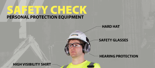 FRONTIER INDUSTRIAL CORP INTRODUCES WORKER SAFETY CHECK PPE POSTERS