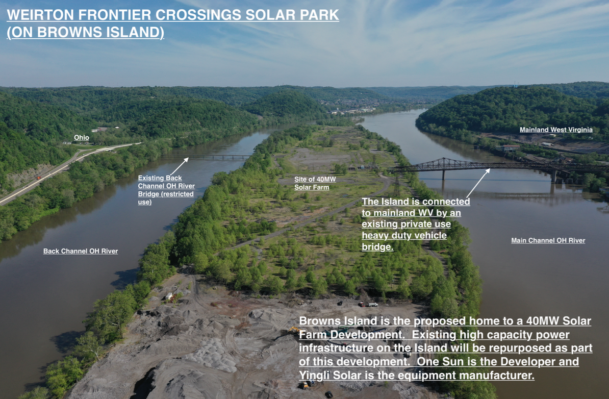 Solar Farm Will Be an Opportunity For Weirton Region
